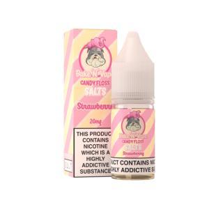 BakeNVape Strawberry Candy Floss Nicotine Salt