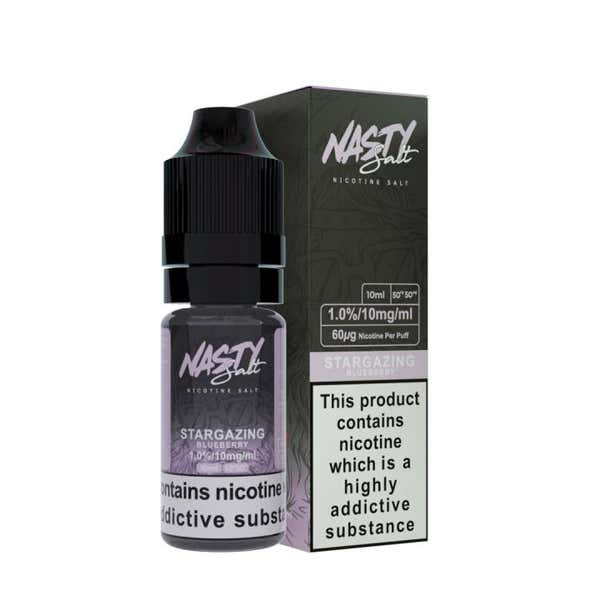 Stargazing Nicotine Salt by Nasty Juice