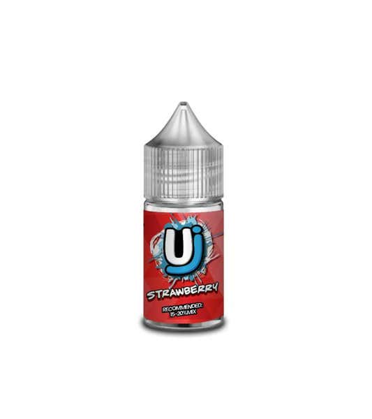 Strawberry Concentrate by Ultimate Juice