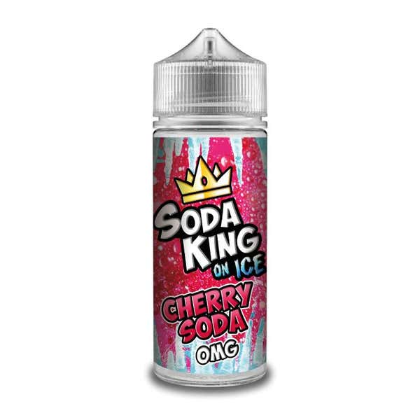 Cherry Soda On Ice Shortfill by Soda King