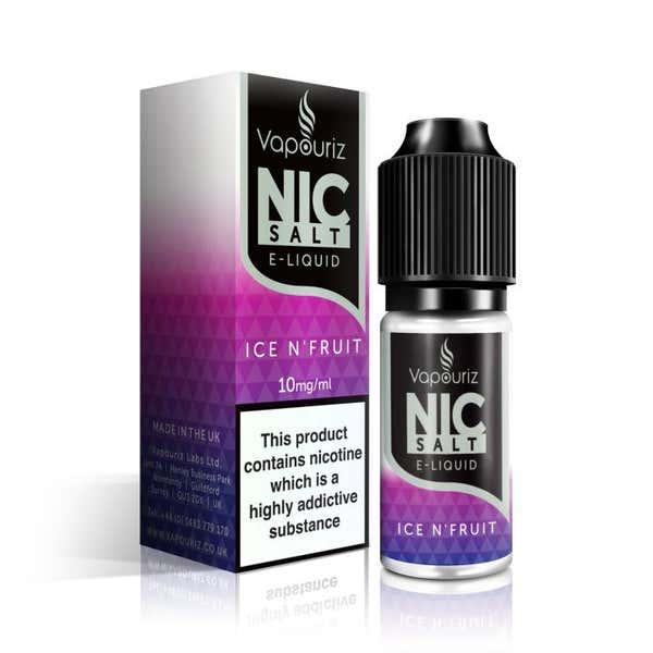 Ice N Fruit Nicotine Salt by Vapouriz