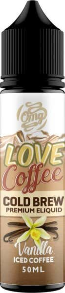 Coffee Vanilla Shortfill by Love Coffee