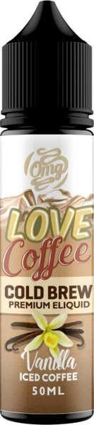 Coffee Vanilla Shortfill by Love Coffee