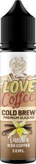 Love Coffee Coffee Vanilla Shortfill
