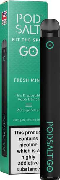 Fresh Mint Disposable by Pod Salt