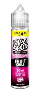 Vape Spot Fruit Chill Shortfill