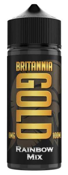 Rainbow Mix Shortfill by Britannia Gold