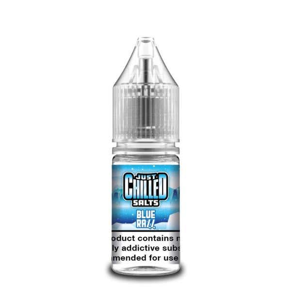 Blue Razz Nicotine Salt by Just Chilled