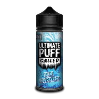 Ultimate Puff Chilled Blue Raspberry Shortfill