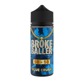 Broke Baller Blue Crush Shortfill