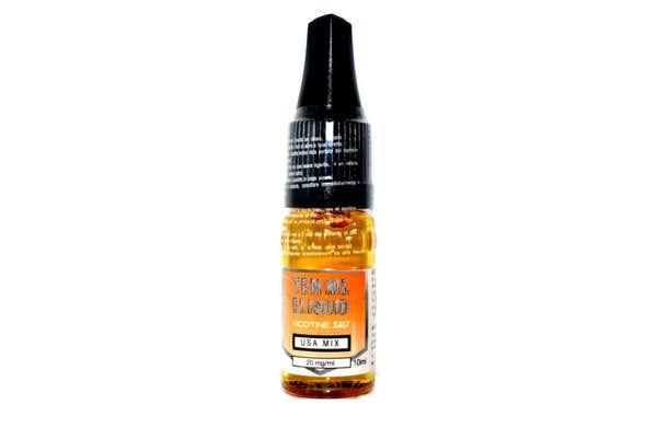 USA Mix Nicotine Salt by 10ml by P&S