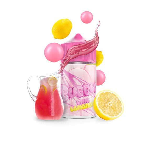 Pink Lemonade Bubblegum Shortfill by Bubble by Vape Distillery