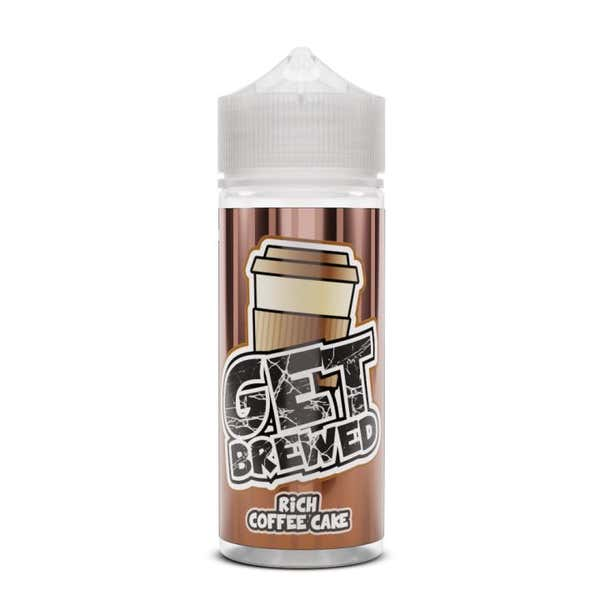 Rich Coffee Latte Shortfill by Get