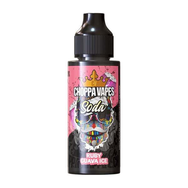 Ruby Guava Ice Shortfill by Choppa Vapes