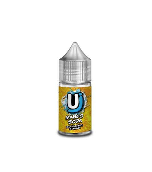 Mango Soda Concentrate by Ultimate Juice