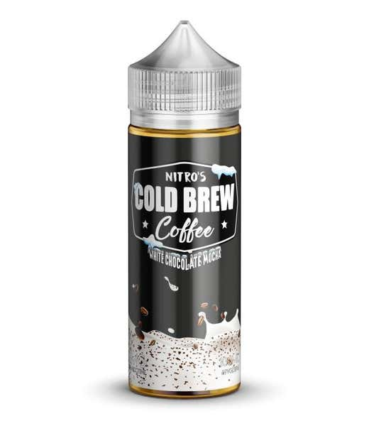 White Chocolate Mocha Shortfill by Nitros Cold Brew