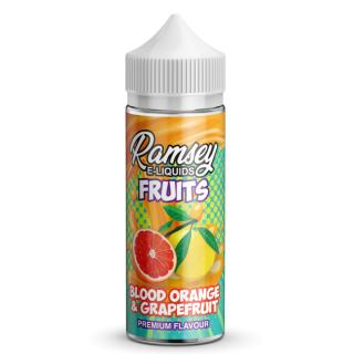 Ramsey Blood Orange Grapefruit Shortfill