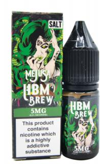 Mejusa HBM Brew Nicotine Salt