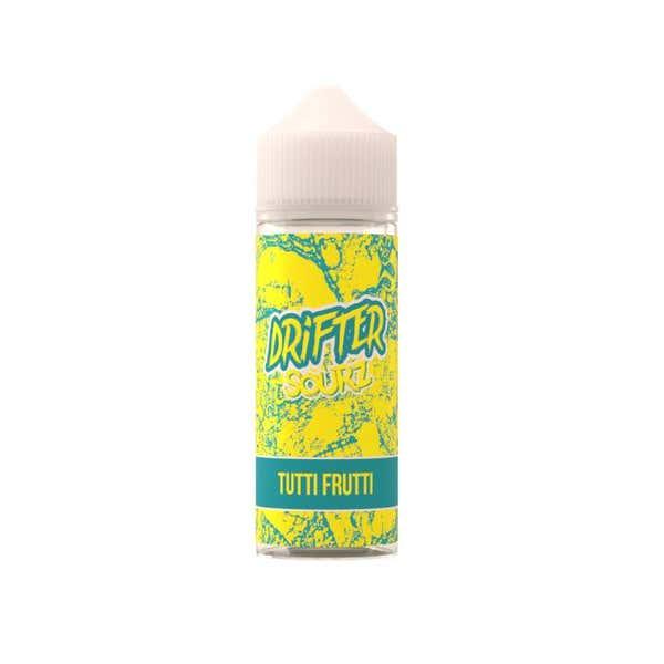 Sour Tutti Frutti Shortfill by Drifter