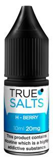 True Salts H Berry Nicotine Salt