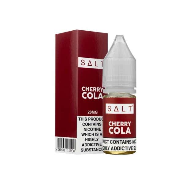 Cherry Cola Nicotine Salt by SALT