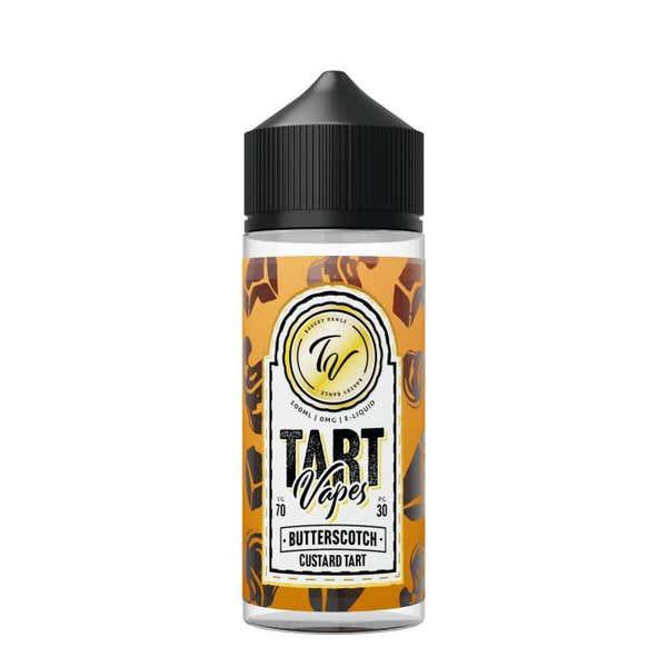 Butterscotch Custard Tart Shortfill by Tart Vapes