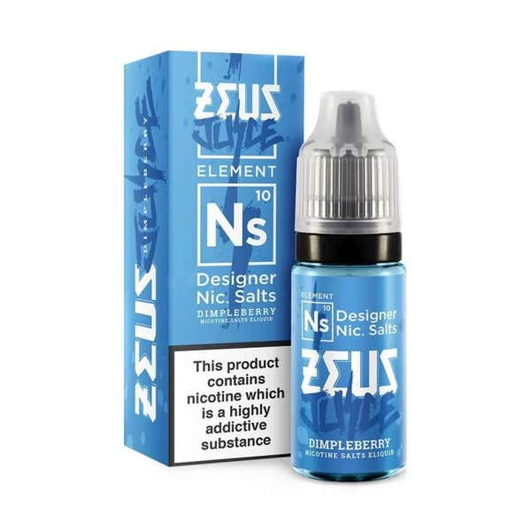 Dimpleberry Nicotine Salt by Zeus Juice