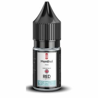 RED Menthol Regular 10ml