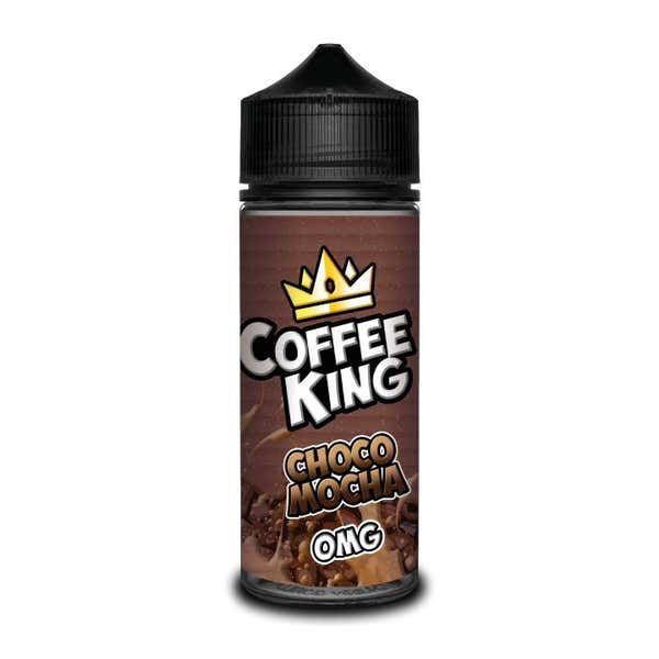 Choco Mocha Shortfill by Coffee King