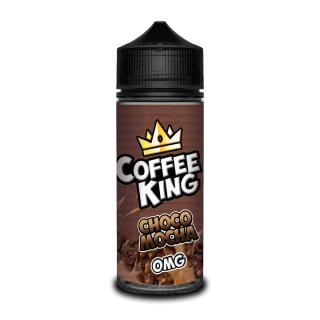 Coffee King Choco Mocha Shortfill