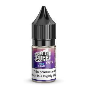 Moreish Puff Grape Chilled Nicotine Salt