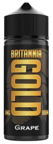 Grape Shortfill by Britannia Gold