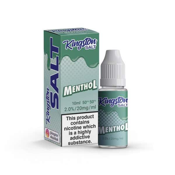 Menthol Nicotine Salt by Kingston e-Liquids
