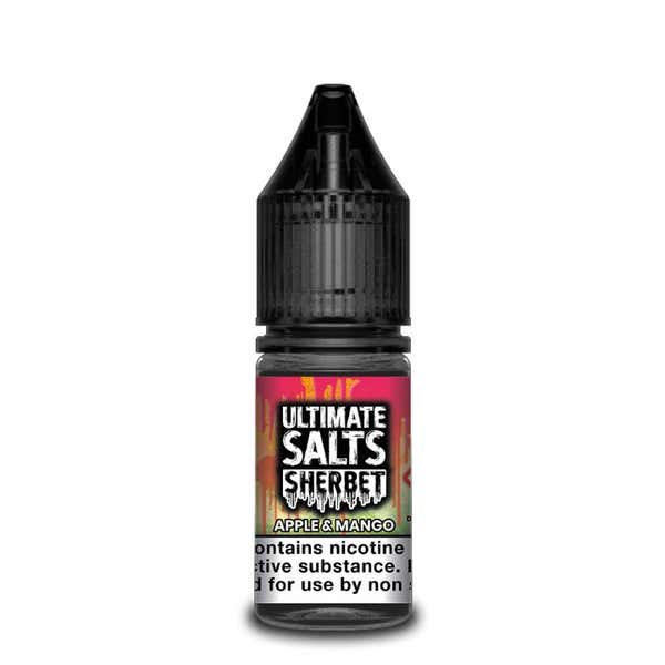 Sherbet Apple & Mango Nicotine Salt by Ultimate Puff