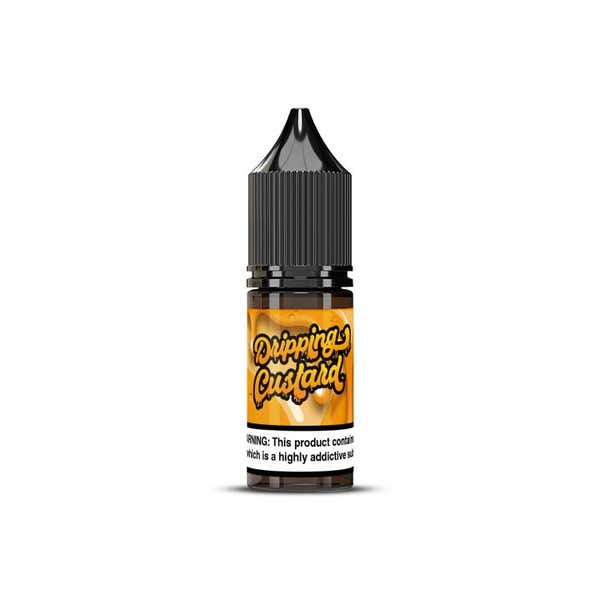 Original Nicotine Salt by Dripping Custard