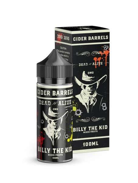 Billy The Kid Shortfill by Cider Barrels