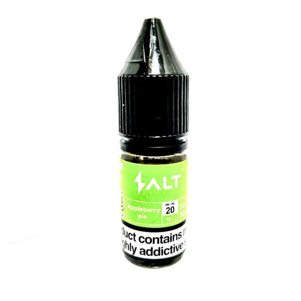 Appleberry Pie Nicotine Salt by Salt Brew Co