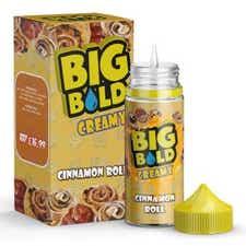 Cinnamon Roll Shortfill by Big Bold