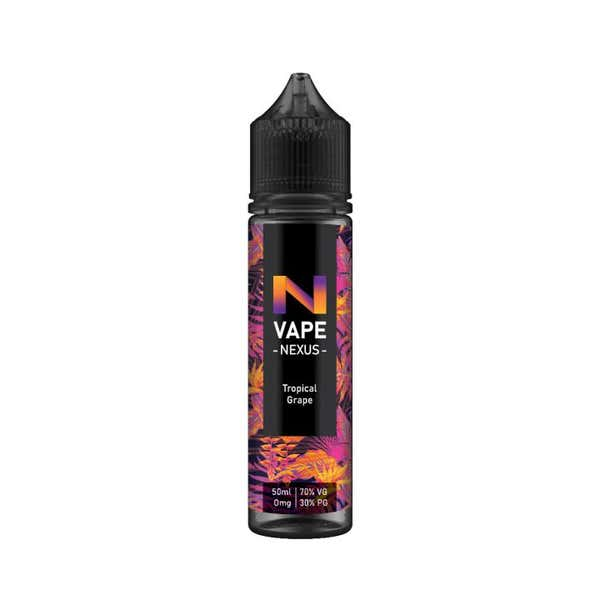 Tropical Grape Shortfill by Vape Nexus