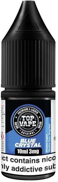 Blue Crystal Regular 10ml by Top Vape