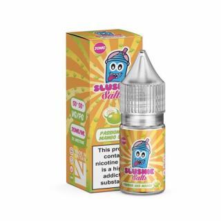 Slushie Passion & Mango Slush Nicotine Salt