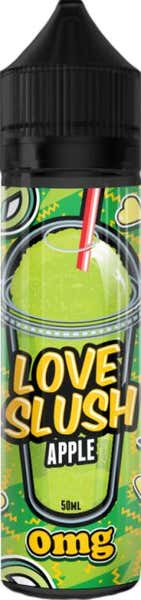 Apple Slush Shortfill by Love Slush