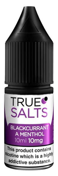 Blackcurrant A Menthol Nicotine Salt by True Salts