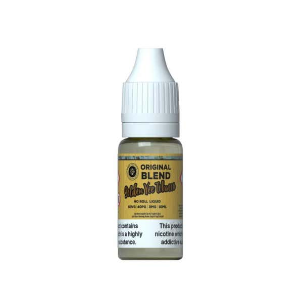 Golden Vee Tobacco Regular 10ml by TMB Notes