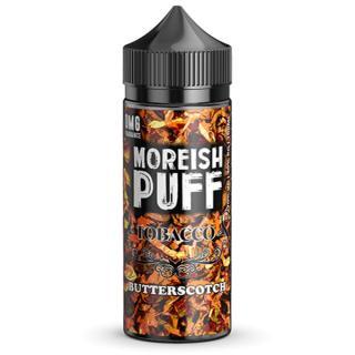 Moreish Puff Butterscotch Tobacco Shortfill