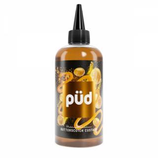 Joes Juice PUD Butterscotch Custard Shortfill