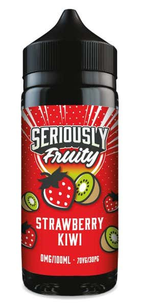 Strawberry Kiwi Shortfill by Seriously Created By Doozy