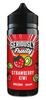 Seriously Created By Doozy Strawberry Kiwi Shortfill