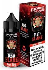 Red Flare Regular 10ml by Firehouse Vape