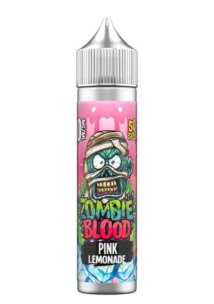 Pink Lemonade Shortfill by Zombie Blood